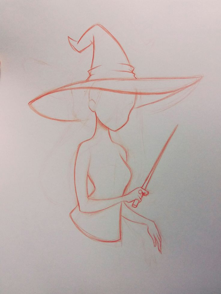 Create your own little Witch! ✨ By: Alef Vernon