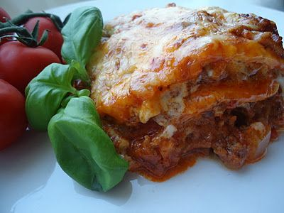 Great pasta recipe! It actually tastes like the real thing <3