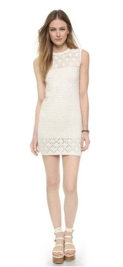 Ryder #crochet sweater dress