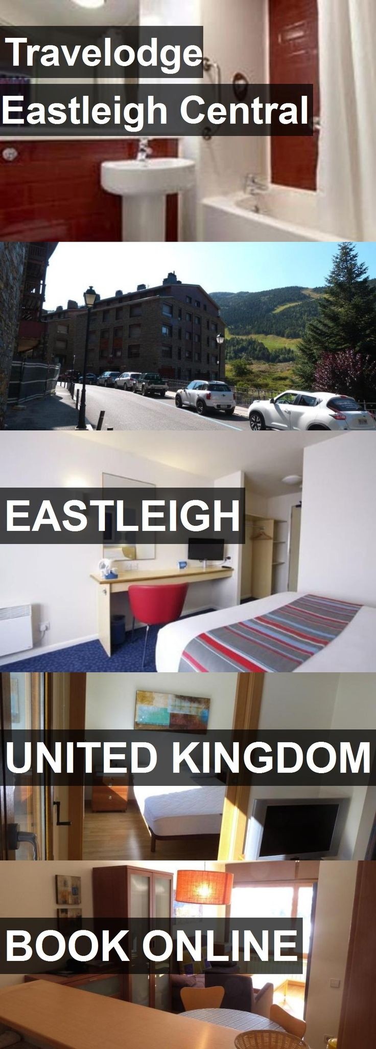 Hotel Travelodge Eastleigh Central in Eastleigh, United Kingdom. For more information, photos, reviews and best prices please follow the link. #UnitedKingdom #Eastleigh #hotel #travel #vacation