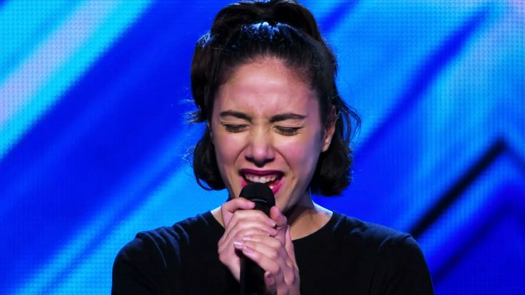 Mahalia from New Zealand: Just Like a Star - Auditions - The X Factor Australia 2015