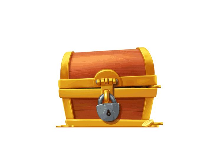 Treasure chest by Alexey Yanichkin