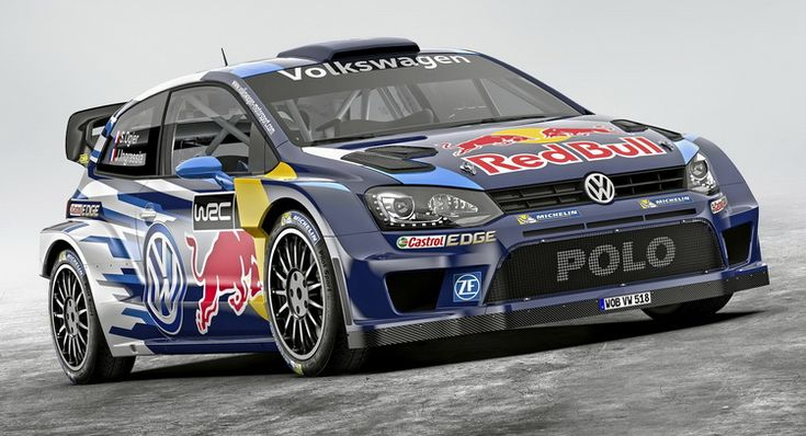 VW Reveals Second-Generation Polo R WRC
