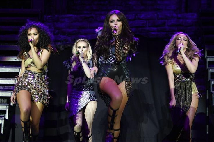 Little Mix bring their Salute tour to London.