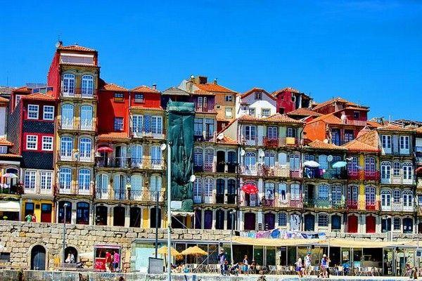 quai Ribeira porto