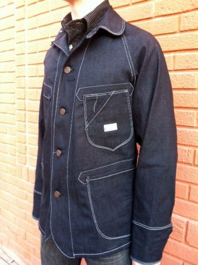 Engineer Jkt from Rising Sun Mfg. Co, Eagle Rock, L.A.