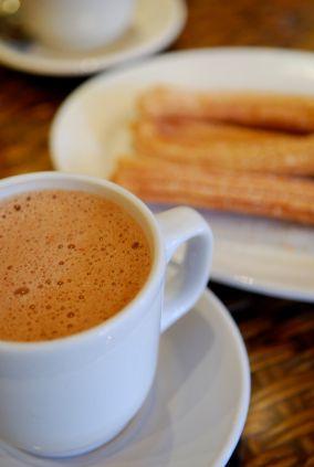 Receta de Tradicional Chocolate Caliente