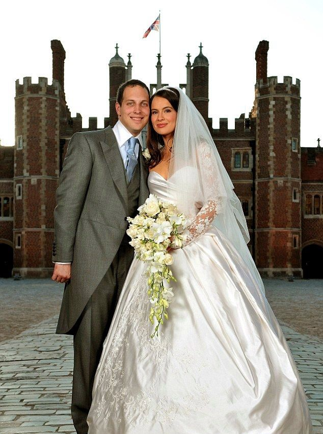 Lord Frederick Windsor and Sophie Winkleman Wedding  (2009)