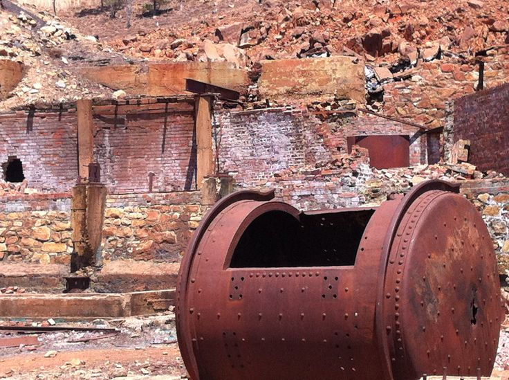 Chillagoe Smelter, Qld