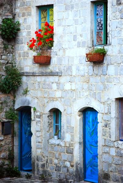 Detail from Old Town of Bar, #Montenegro
