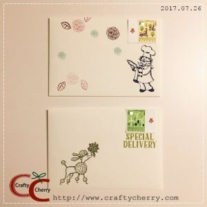Birthday Delivery / stampin up / SU