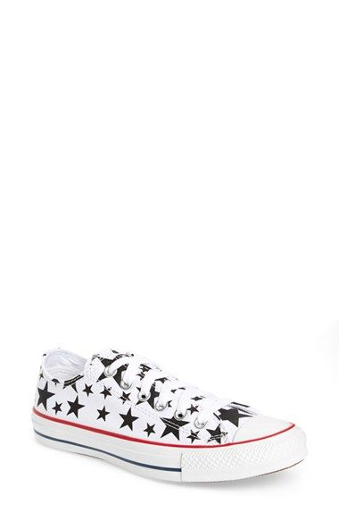 Converse Chuck Taylor® All Star® 'Multi Star Ox' Sneaker (Women)