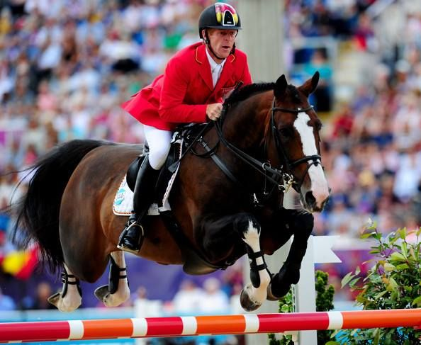 Well done to Marcus Ehning and Plot Blue, double clear in Nations Cup / Falsterbo, Sweden (yesterday). The German team won the 15th leg of the Furusiyya FEI Nations Cup winth only 4 penalties in the two rounds! Marcus: KEP Italia is so proud of you!  (photo Marcus  Plot Blue in London 2012).