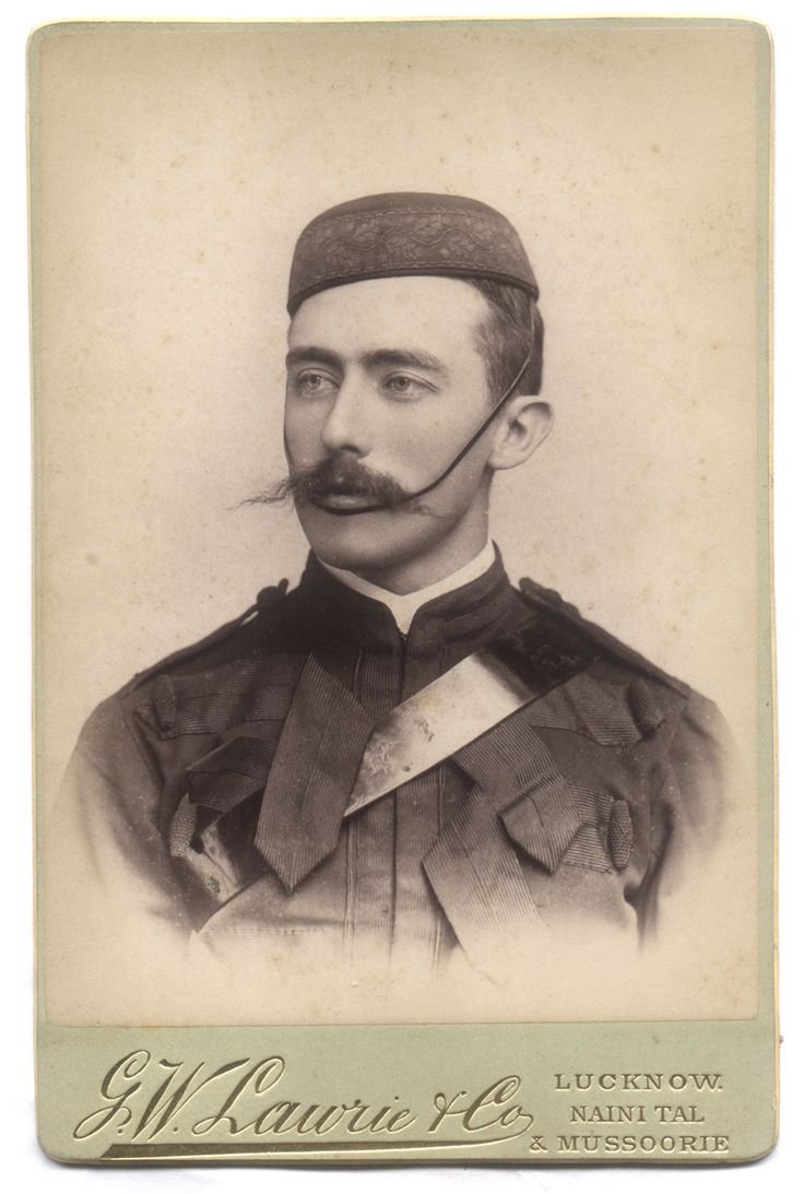 Soldiers of the Queen - Horace Pitt Kennedy Skipton - Indian Police Service