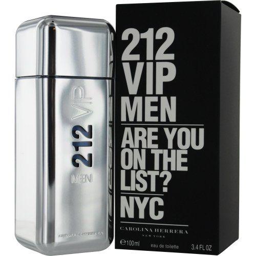 212 Vip by Carolina Herrera Eau De Toilette Spray for Men, 3.4 Ounce Carolina Herrera,http://www.amazon.com/dp/B005EWF284/ref=cm_sw_r_pi_dp_Rt56sb0W7WHQ13EE