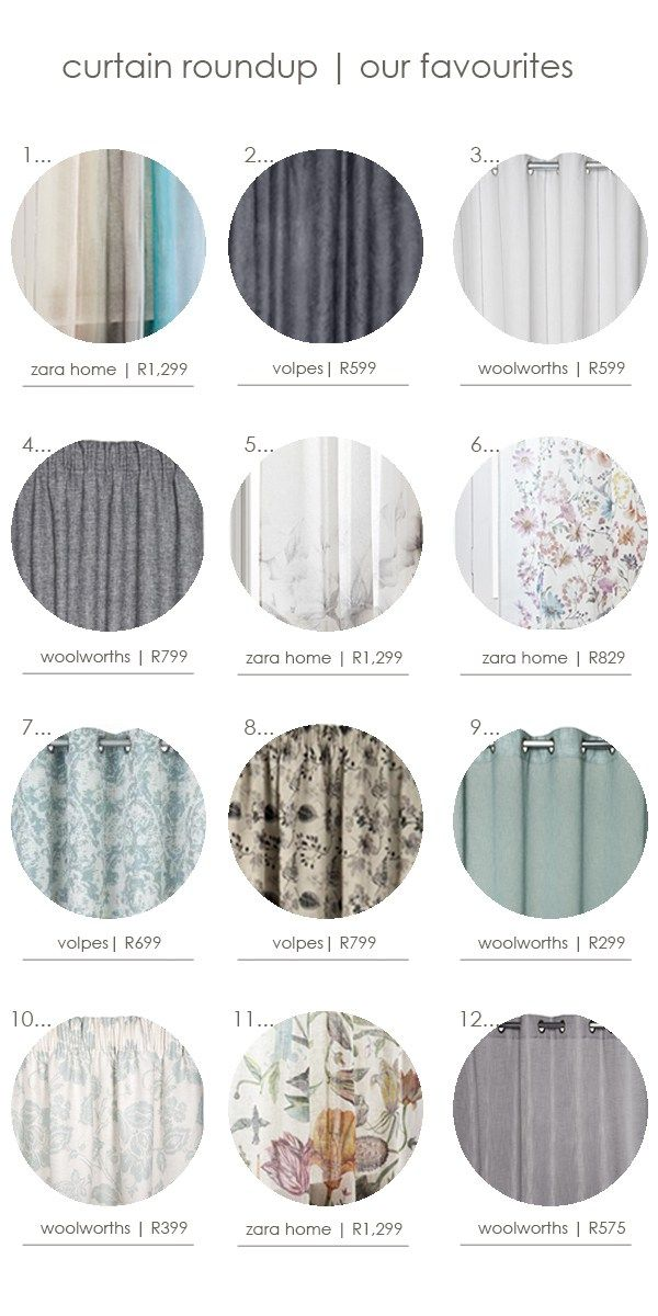 Know your synthetics from your naturals: a quick guide to curtain fabrics    www.homeology.co.za     #finishingtouchessa #madetomeasure #homedecor #blinds #guide #decor #curtains