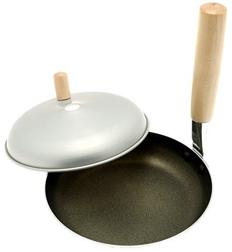 Kotobuki Donburi Pan with Lid Silver ** Continue to the product at the image link. (This is an affiliate link)