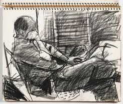 Image result for richard diebenkorn life drawing