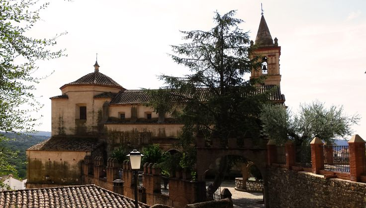 Linares de la Sierra. Sierra de Aracena (Huelva).