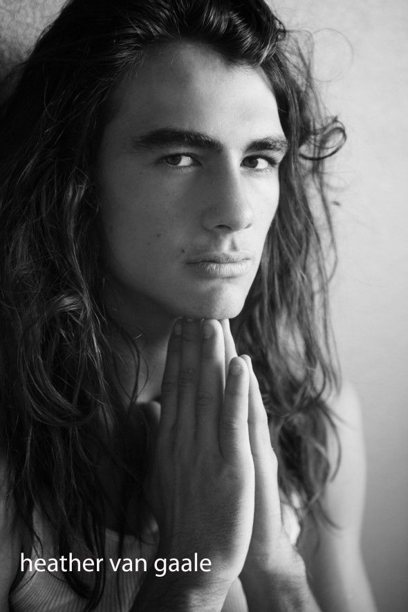 Male models, Namaste and Rockers on Pinterest