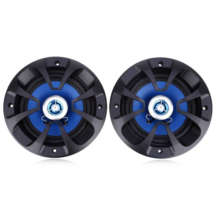 High Sensitivity Paired Leibo LB - PP2502T Automobile Coaxial Speaker 5 Inches High Pitch Support Car HiFi Audio System