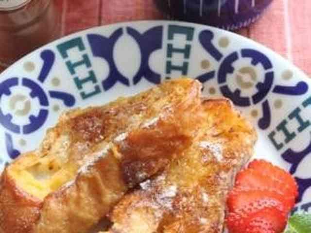 スペイン版フレンチトースト「トリハス」