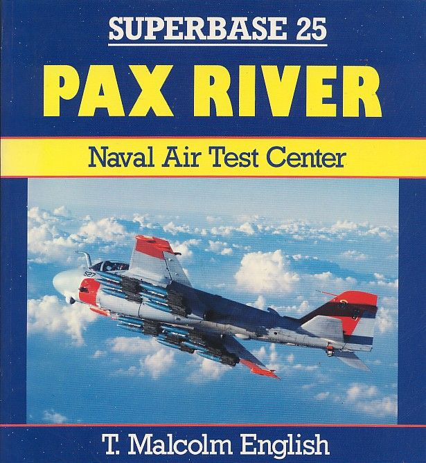 The Naval Air Station Patuxent River has been at the centre of US Naval flight testing since the Second World War, this book is packed with colour photographs of the aircraft (fixed and rotor wing) that fly from the base and of activities that occur in and around it.