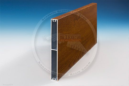 Angebot des Monats:  Alu Balkonbretter im Holzdesign