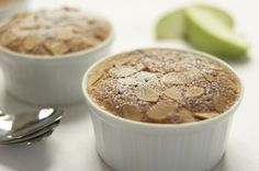 Gino D'Acampo's mini almond apple pies