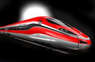 Présentation du nouveau train à grande vitesse de Bombardier en Italie - Bombardier