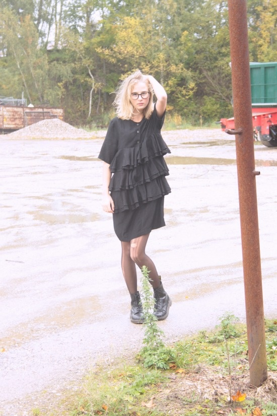Acne dress! see more pictures at http://amanda-enblog.blogspot.dk/