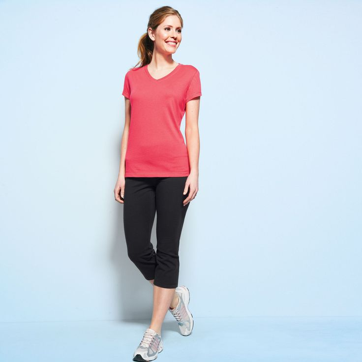 PURE NRG ATHLETICS(TM/MC) V-Neck Tee #activewear #searscanada #mothersday