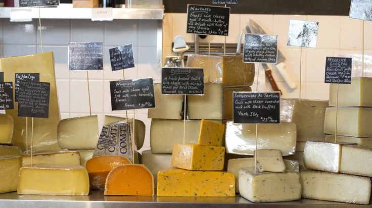 Cheese, glorious cheese! The European Union wants U.S. food makers to stop using names with historical ties to Europe. But what else would y...