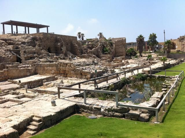 Top 10 Sights and Destinations in Israel: An Essential Checklist: Caesarea National Park