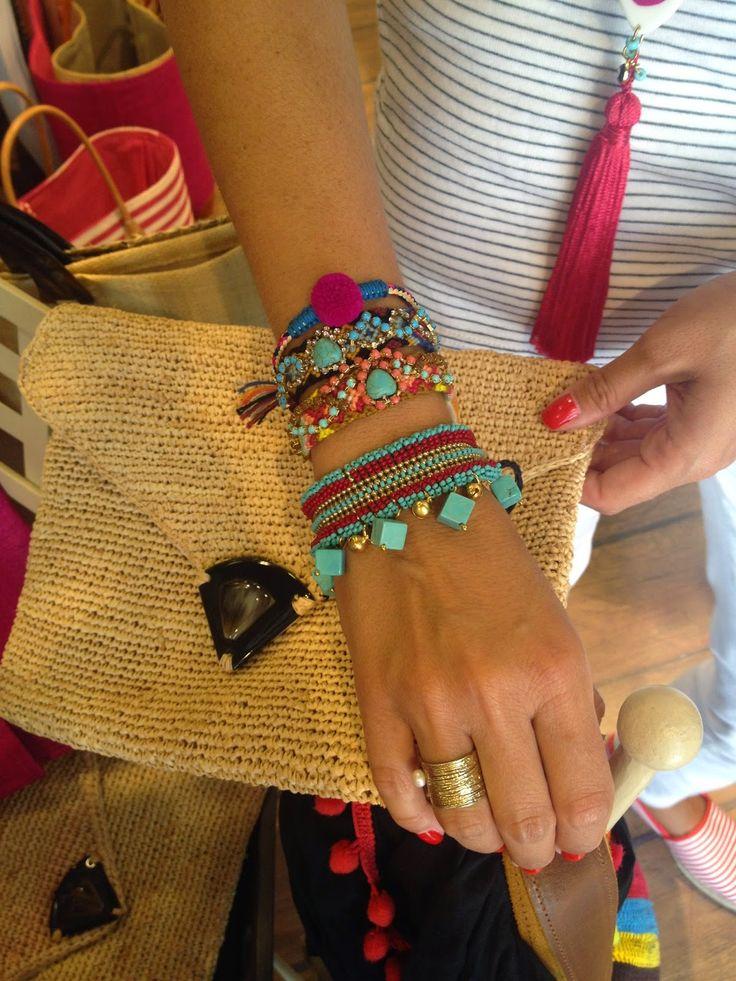 3 For Fabulous Fashion: Hidden treasures in Domus Mitropoleos!!!  ..jblink friendshipbracelet..