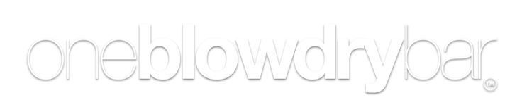 Oneblowdrybar Inc. Uspto Trademarked Brand Logo of Blow Dry Bar & Blow Out Hair Salons