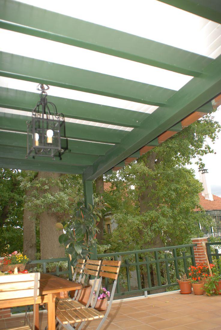 Thermochip tah decora tus techos con paneles s ndwich for Panel sandwich aluminio blanco