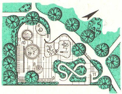 Площадки отдыха. Детские площадки | Ландшафтная архитектура и зеленое строительство