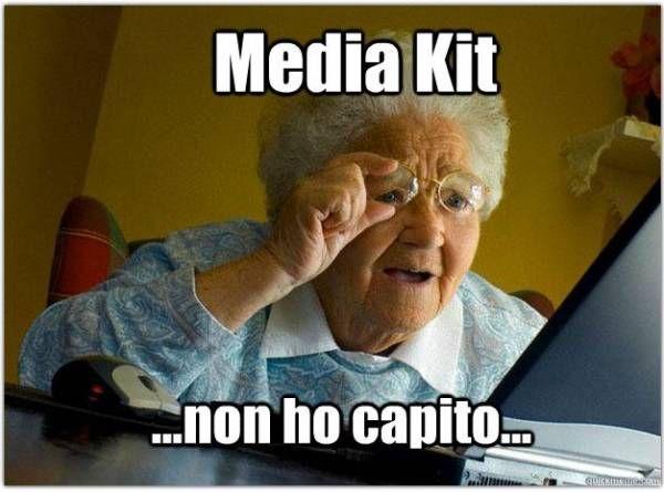 Media Kit: cosa è, a cosa serve, gli esempi da seguire