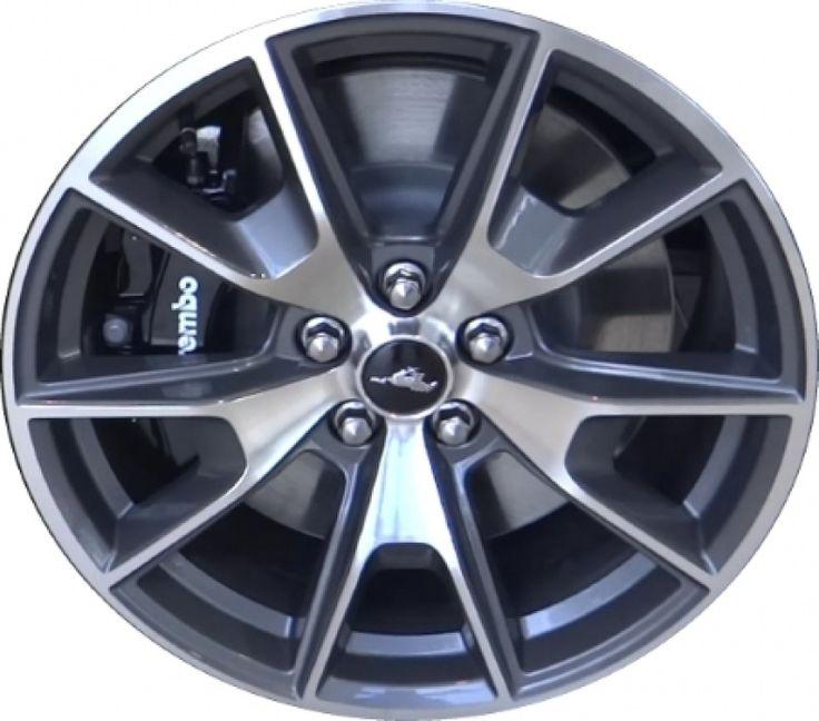 2013 Mustang Oem Wheels
