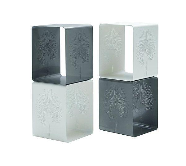 Les 25 meilleures idées concernant le tableau Créations acier sur Pinterest  -> Customiser Meuble Ikea Cube