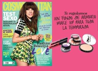 Ya están aquí los números del mes de Febrero de las principales revistas de moda con los regalitos que les acompañan. Mas información aquí: http://www.baratuni.es/2013/01/regalos-revistas-febrero-2013.html