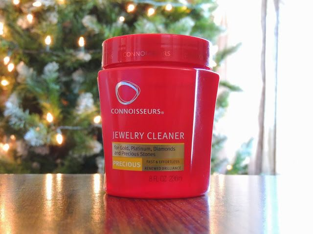 REVIEW: Connoisseurs Jewelry Cleaner
