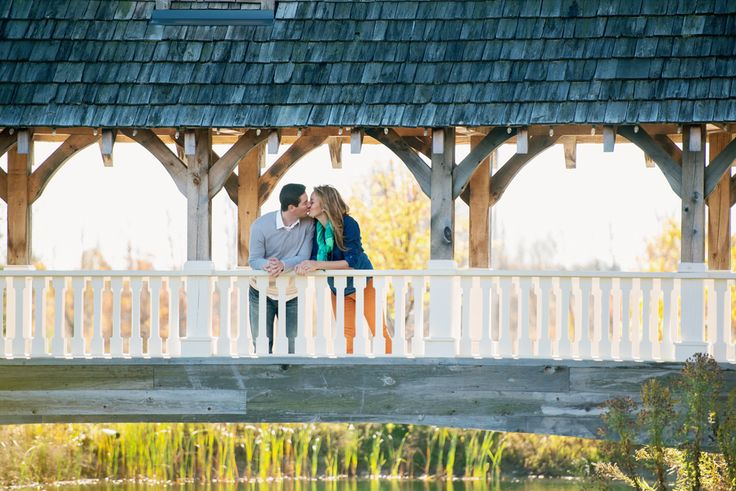 Charming and Sweet Fall Engagement Session | Melissa Avey Photography | Belcroft Estates | Reverie Gallery Wedding Blog