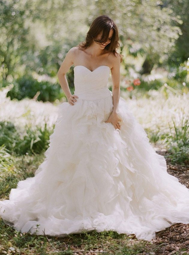 Spectacular Romantic Wedding Dresses By Kirstie Kelly
