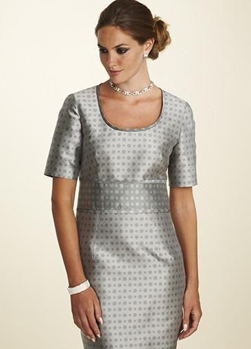 cocktail dress, silk dress
