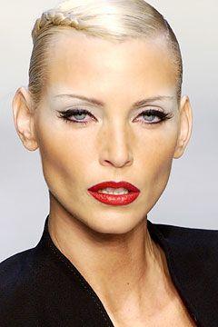 Nadja Auermann #supermodels