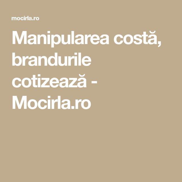Manipularea costă, brandurile cotizează - Mocirla.ro