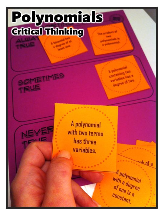 Developing critical thinking skills in students Richland College Blogs