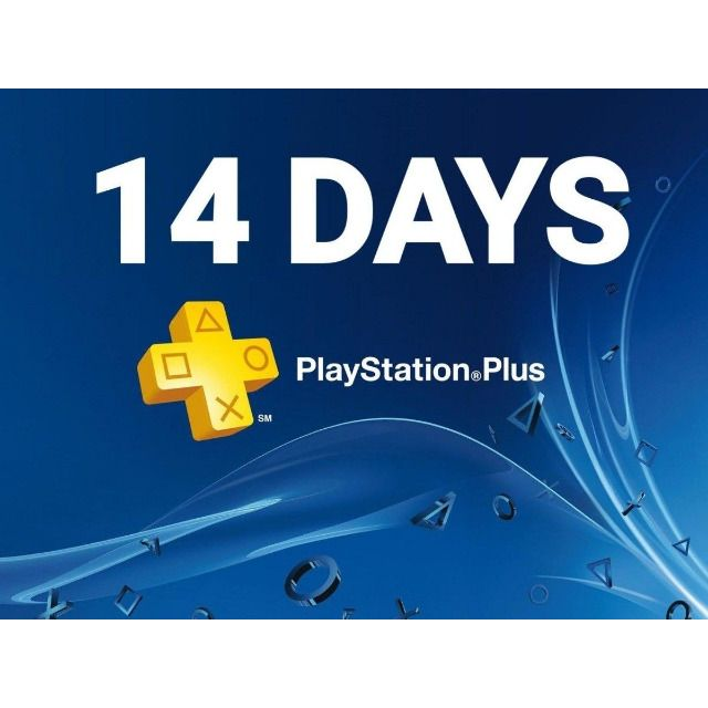 Ps Plus Instant 14 Day Membership Ps4 Ps3 Ps Vita Playstation Ps4 Gaming Video Ps Plus Game Codes Pc Games Download